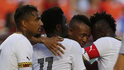 غانا-كوريا:4-0