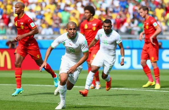 المنتخب الجزائري ينهزم أمام