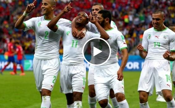 الجزائر وكوريا الجنوبية 4-2
