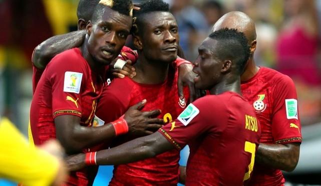 غانا تهدر فوزا ثمينا أمام ألمانيا