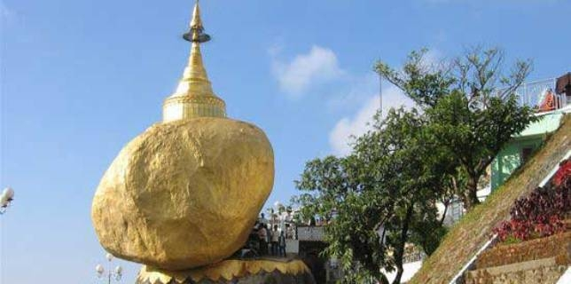 أكبر صخرة في العالم من الذهب الخالص