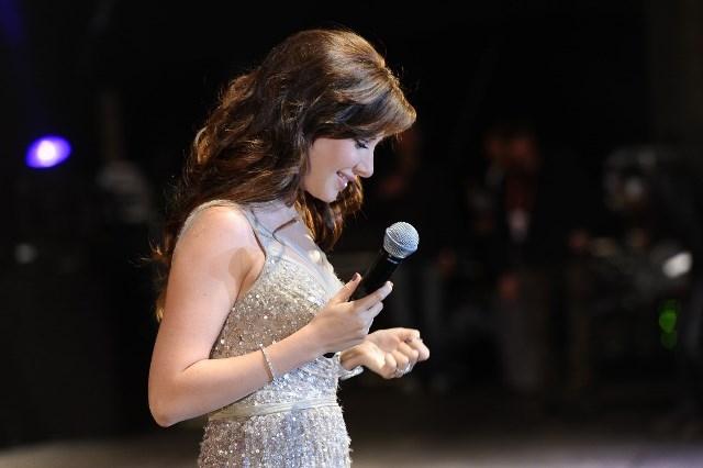 نانسي تلهب جمهور موازين في مشاركتها الثالثة