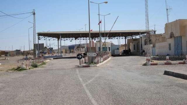 تونس في طريقها إلى إغلاق الحدود مع ليبيا