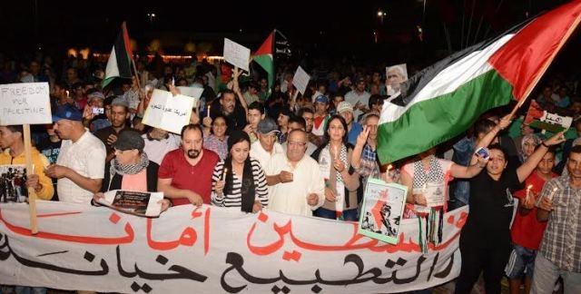 المغرب يدعو إلى الوقف الفوري للعدوان الإسرائيلي على غزة