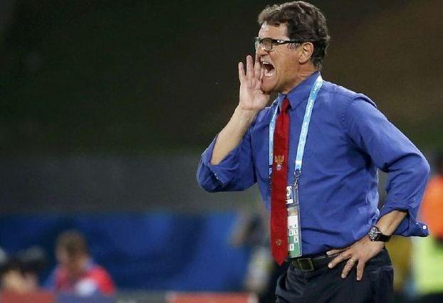 كابيلو يرفض الاستقالة من تدريب روسيا