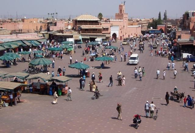 المغرب وجهة سياحية للجزائريين في غشت