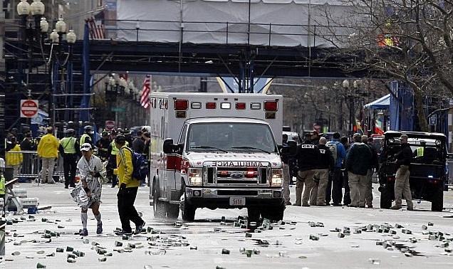 فيلم عن ناج من تفجير ماراثون بوسطن
