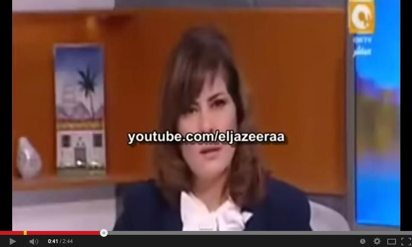 تقرير نارى للجزيرة عن وصف المذيعة امانى الخياط للمغرب ببلد الدعارة