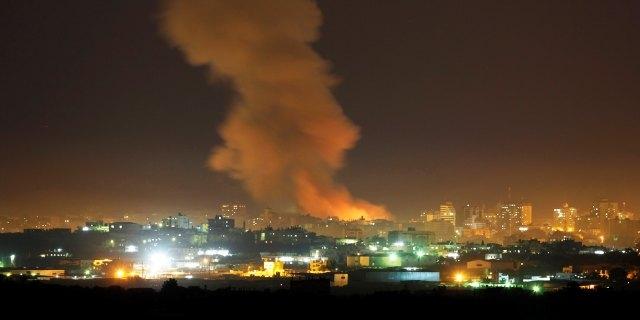 المغرب يدين بشدة التصعيد العسكري الخطير لإسرائيل في قطاع غزة