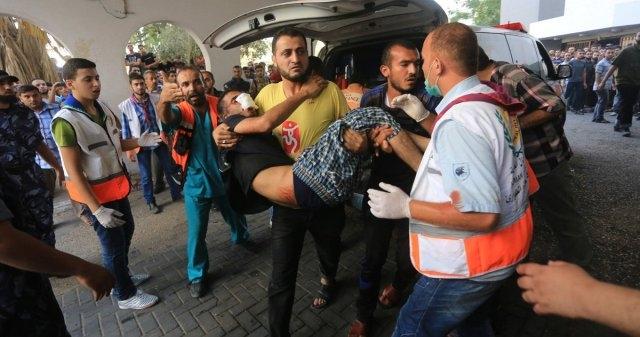 تواصل القصف الإسرائيلي لأهداف مدنية بغزة
