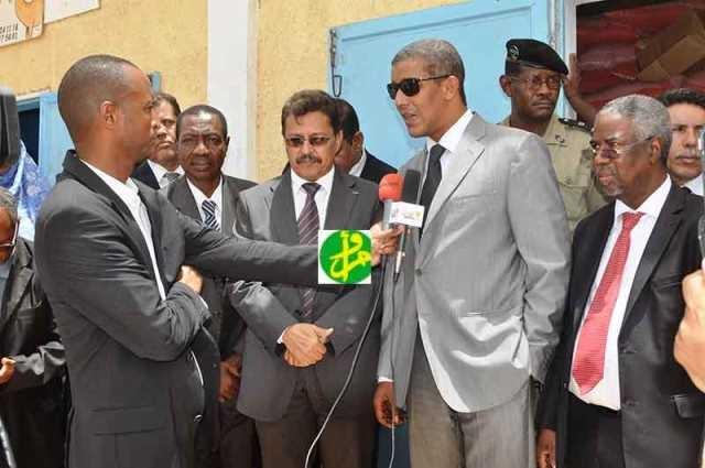 موريتانيا: مفوضية الأمن الغذائي توزع المواد الغذائية