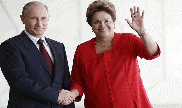 بوتين يحشد تحالف لمواجهة العقوبات الأميركية