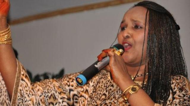 مقتل النائبة الصومالية والمغنية الشهيرة سادو
