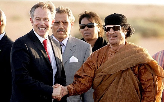 بريطانيا تضغط على ليبيا لتعويض ضحايا الجيش الجمهوري الأيرلندي