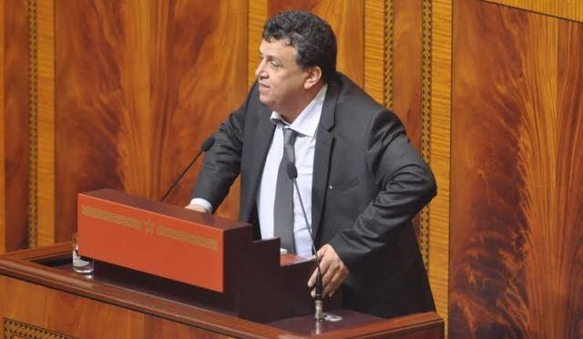 برلماني مغربي يتسبب في رفع جلسة مجلس النواب