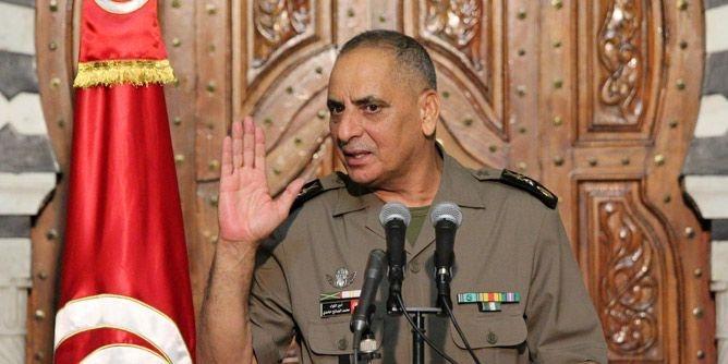 تونس..كاهية يخلف الجنرال