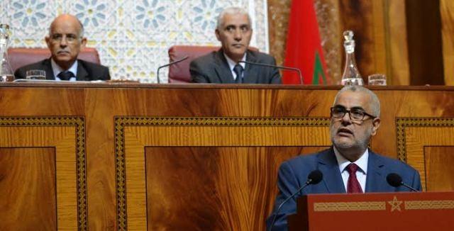 رئيس الحكومة المغربية يرد على المعارضة ويعتبر حصيلة عمل فريقه