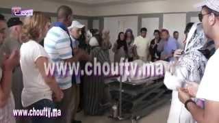 بالفيديو...الحزن يسيطر على جنازة الفنانة المغربية آمال معروف