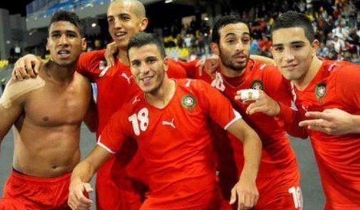 المنتخب الاولمبي المغربي يخوض ثلاث مباريات