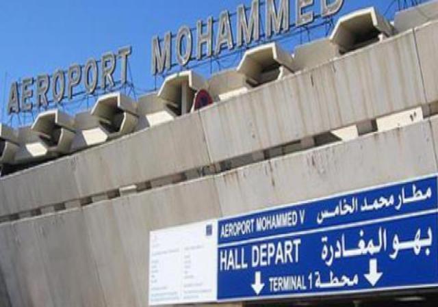 المغرب.. تعليمات غير مسبوقة لمواجهة إرهابيين يتخذون من مطار محمد الخامس بوابة للدخول