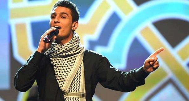 محمد عساف يلغي أنشطته الفنية حزنا على غزة