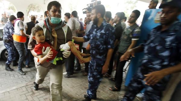 استئناف القصف الإسرائيلي على الشجاعية