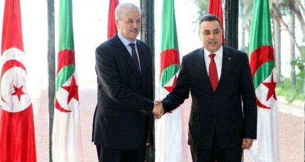 مهدي جمعة بالجزائر لتباحث الخطر الإرهابي