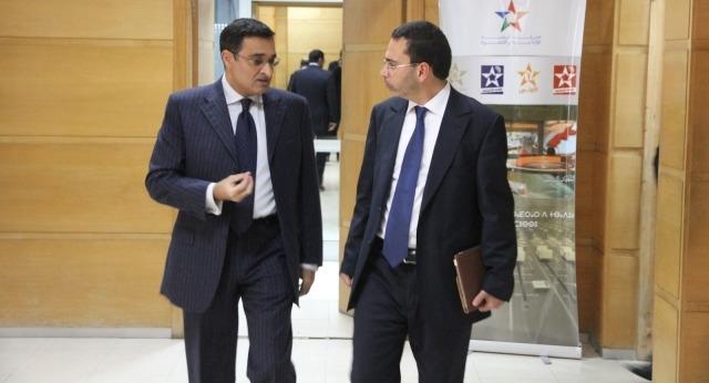 حزب رئيس الحكومة المغربية يشكو  لدى