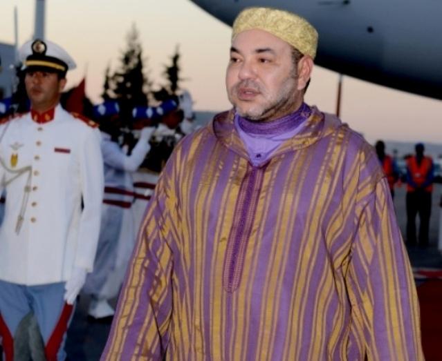 الملك محمد السادس يعود إلى المغرب في ختام زيارة للمملكة العربية السعودية