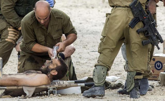 مقتل جنود إسرائيليين على يد المقاومة