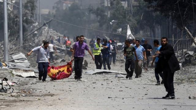 22 شهيدا حصيلة يوم دام في غزة