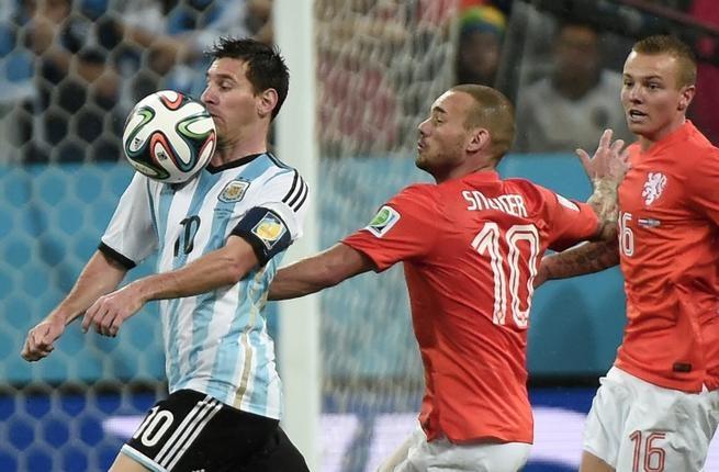الأرجنتين تبلغ نهائي مونديال البرازيل