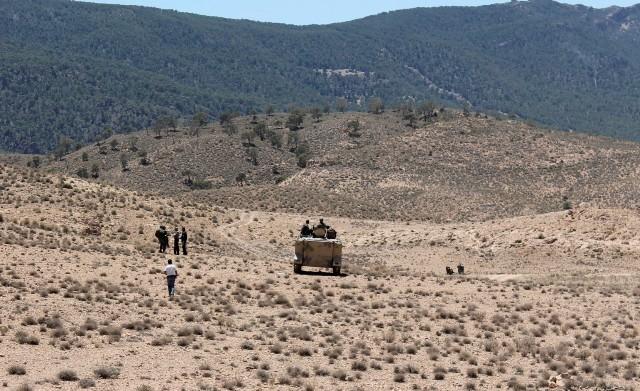 تأكيد خبر اختطاف جندي تونسي بعد مواجهات الشعانبي