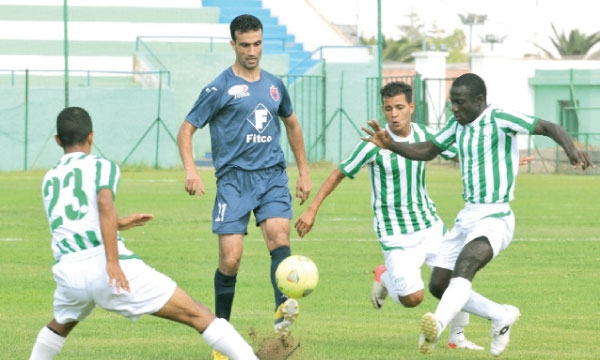 المغرب التطواني يتعاقد مع رفيق عبد الصمد