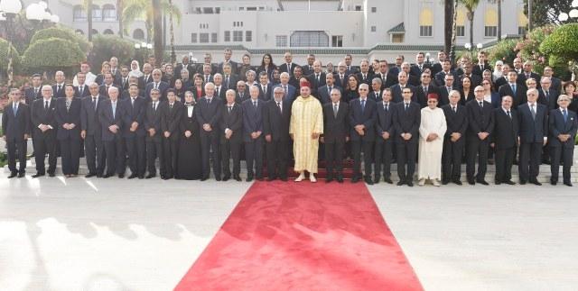 العاهل المغربي يترأس حفل تنصيب أعضاء المجلس الأعلى للتربية والتكوين والبحث العلمي