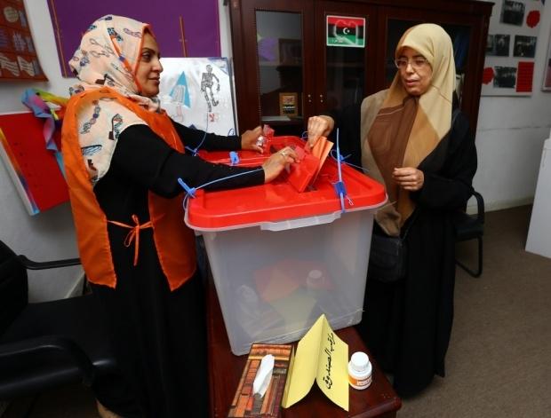 ليبيا: الإعلان عن نتائج الانتخابات والإسلاميون أكبر الخاسرين