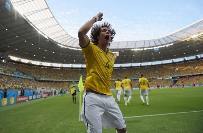 البرازيل تفوز على كولومبيا وتلاقي ألمانيا