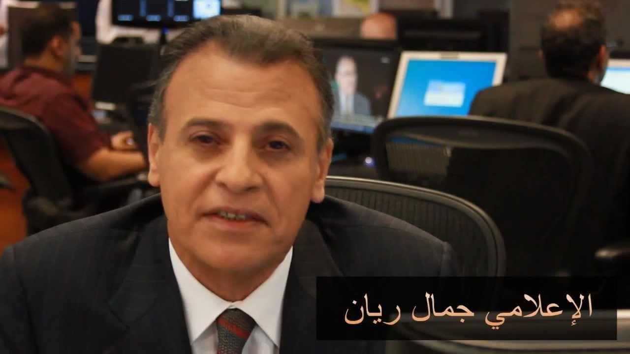 الإعلامي جمال ريان ناقم على الإعلام المصري