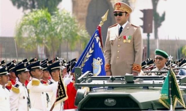 العاهل المغربي يعطي موافقته على جدول ترقيات أفراد القوات المسلحة الملكية