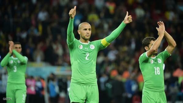 بوقرة : رغم الاقصاء شرفنا الكرة العربية