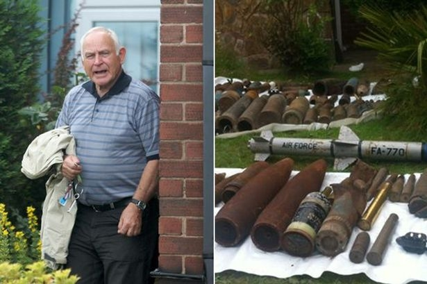 الشرطة تعتقل رجلا ببريطانيا لحيازته ترسانة من الأسلحة
