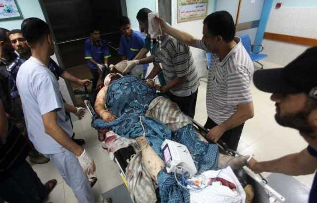 ارتفاع حصيلة شهداء غزة الى 208 قتيلا