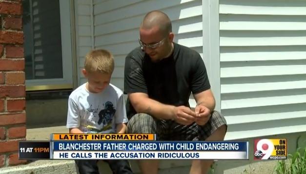 بعد تخلف ابنه عن الكنيسة..أمريكي يحاكم بتهمة تعريض حياته للخطر