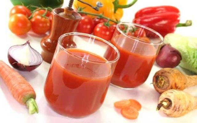 عصير الخضراوات لعلاج أعراض مرض السكر