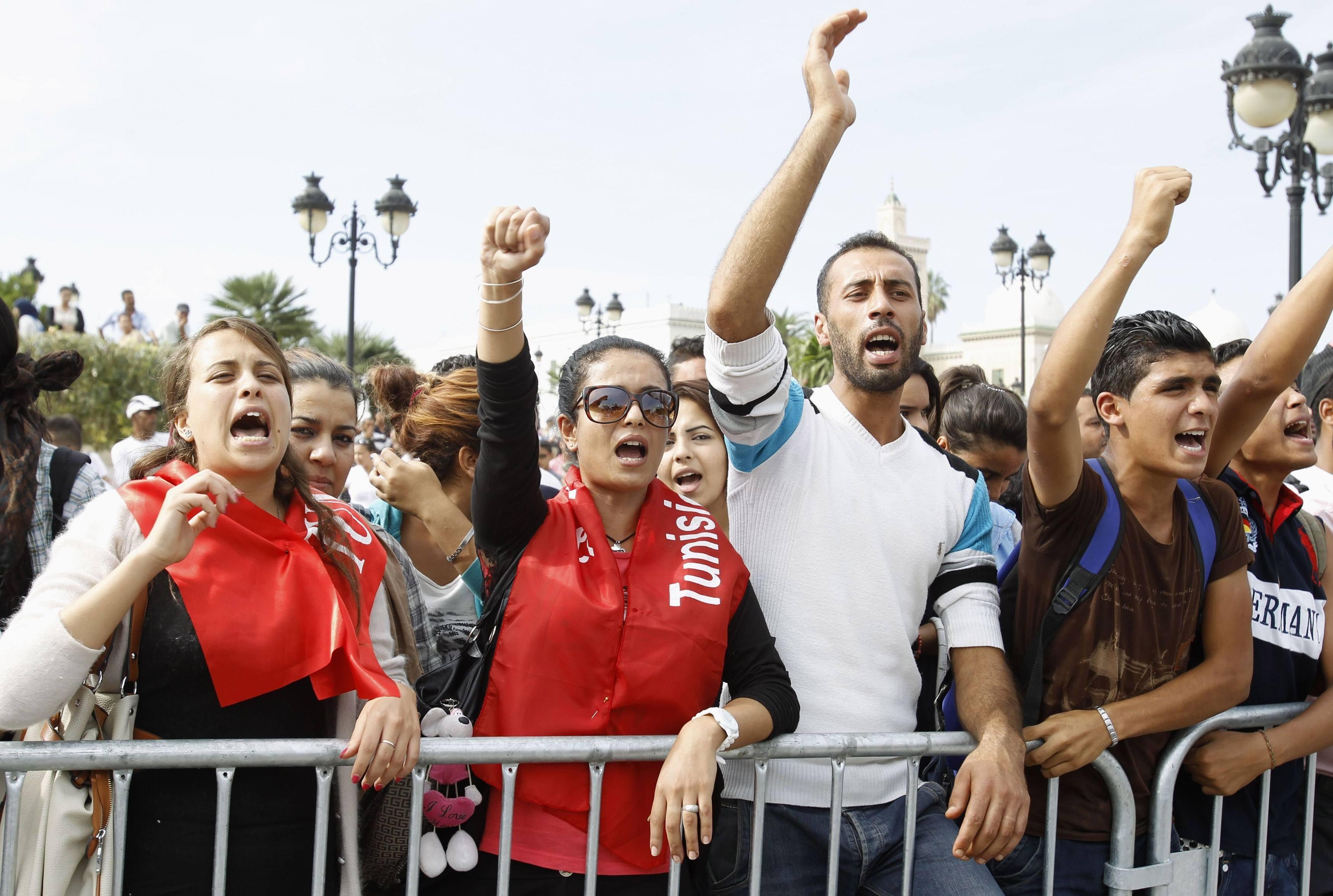 النهضة تدعو للخروج إلى الشارع تنديدا بالعدوان الإسرائيلي