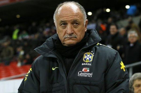 الاتحاد البرازيلي يوافق على استقالة سكولاري