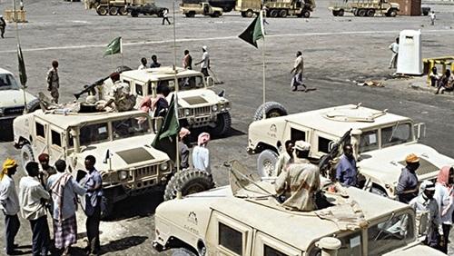 السعودية تنشر 30 ألف جندي على حدودها مع العراق
