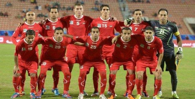 منتخب فلسطين يواجه الرجاء والمنتخب المغربي