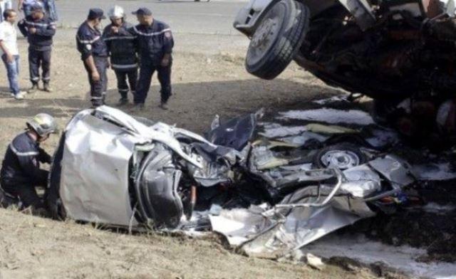 الجزائر: 65 قتيل و1600 جريح خلال الاسبوع الماضي