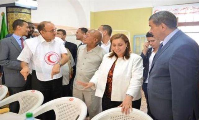 الجزائر: مخطط عمل لوزارة التضامن والقطاعات الاخرى